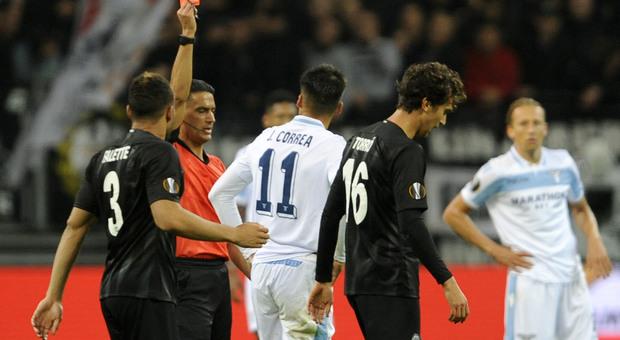 Europa League, Eintracht-Lazio: Correa alle spalle di Immobile. Le formazioni ufficiali