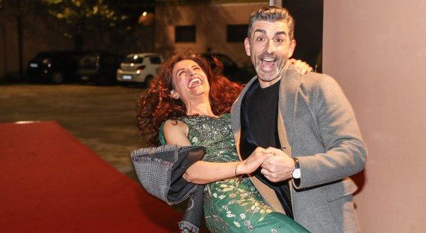 Simone Di Pasquale e Francesca Chialà