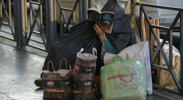 Roma, piano freddo: triplicate le richieste di assistenza
