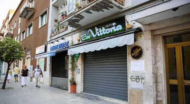 Il Bar Vittoria a Latina