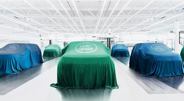 La novità in arrivo della Land Rover