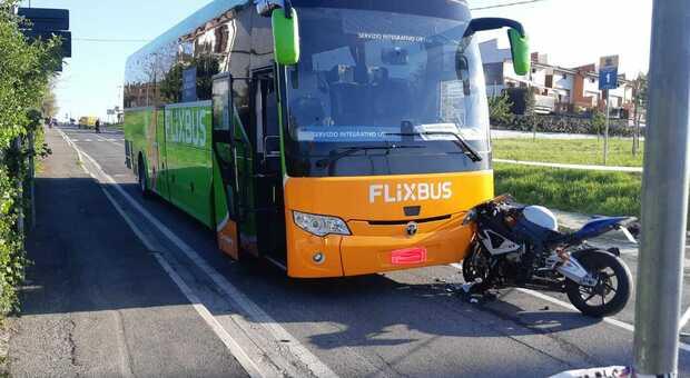 Incidente sulla via Tiberina