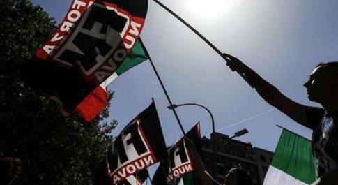 Roma, la Questura vieta il sit-in dei Sovranisti: rischio folla. Tra i partecipanti anche il leader di Forza Nuova