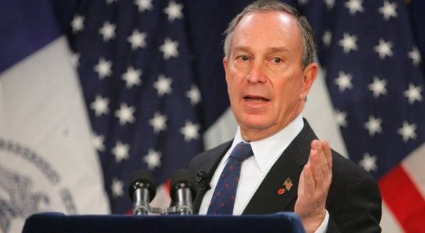 L'ex sindaco di New York Michael Bloomberg