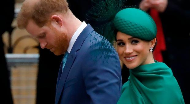 Un anno fa l'annuncio dei duchi di Sussex: addio alla Corona