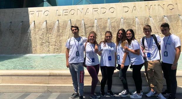 Aeroporto, il Welfare del Leonardo Da Vinci: le persone al centro