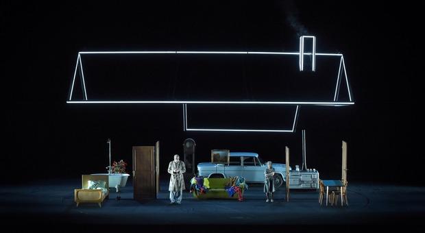 Don Pasquale, regia di Michieletto, sul podio Michele Mariotti: all'Opéra di Parigi dal 22 marzo al 6 aprile