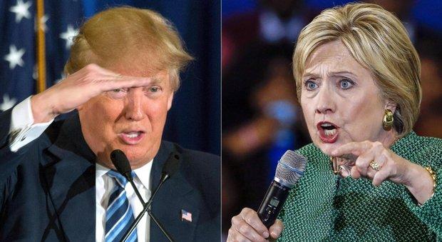 Trump pubblica il certificato medico e rompe la tregua: Clinton sta in piedi a fatica