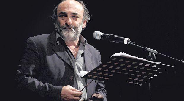 Alessandro Haber, in giuria al Pop Corn Festival del Corto all'Argentario