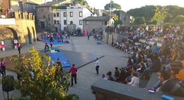 Le prova in piazza Unità d'Italia