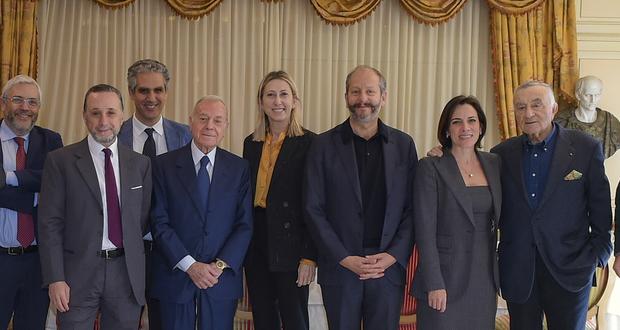 Premio Biagio Agnes 2020, premiati Amadeus e Fiorello: tra i giornalisti Roula Khalaf e Simone Canettieri