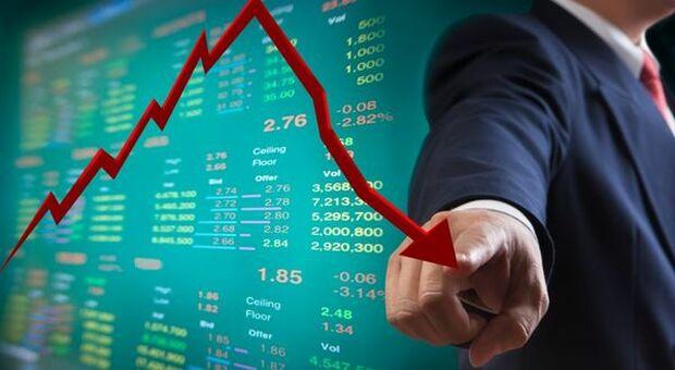 Prevalgono le vendite sulle Borse asiatiche su dati macro deludenti