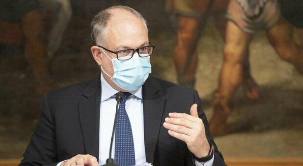 Tasse, Gualtieri: «La riduzione dell'Irpef sarà di un certo rilievo. Il Mes? Sono favorevole»