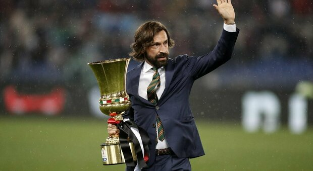 Juventus, ufficiale: Andrea Pirlo nuovo tecnico dell'Under 23