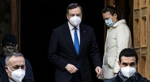 Consultazioni Draghi, il calendario: Italia Viva in mattinata, poi tocca a Pd, Meloni e Forza Italia