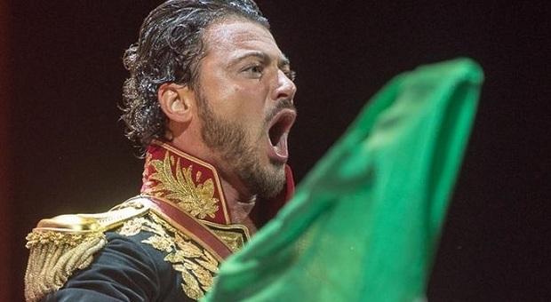 Il tenore Vittorio Grigolo