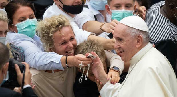 Papa Francesco, messa sulla spianata del santuario nato contro le violenze domestiche