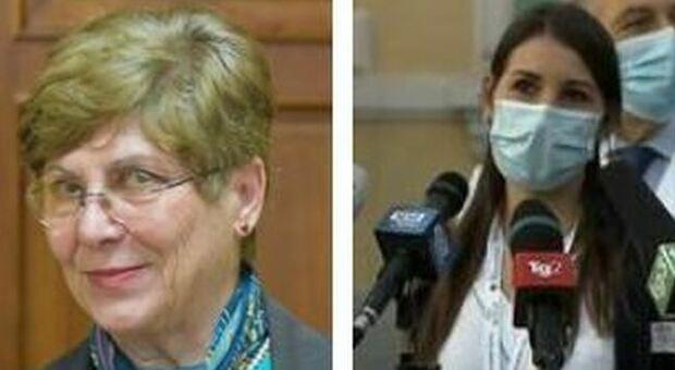 Vaccine day, la virologa, l'infermiera e l'infettivologa: i primi vaccinati allo Spallanzani: «Abbiamo visto l'inferno»