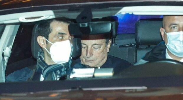 Draghi diretta governo: consultazioni dalle 11 con Leu e Iv, Fdi, Pd e Fi. Berlusconi e Grillo a Roma, Di Battista dice no