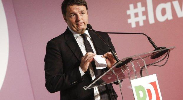 Unioni civili, Renzi apre ai centristi: «Via le adozioni e testo blindato»