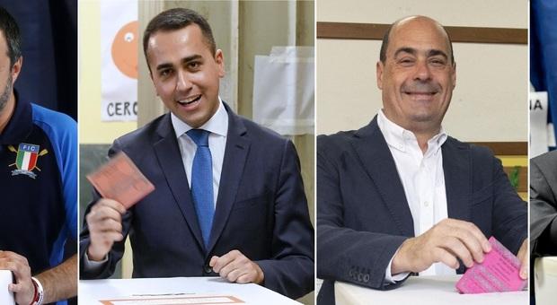 Elezioni europee: Lega, Pd, M5S e Fi alla sfida. Quali sono le soglie del successo