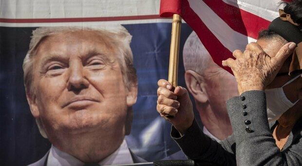Trump isolato ma non cede: «È l inizio di una battaglia»
