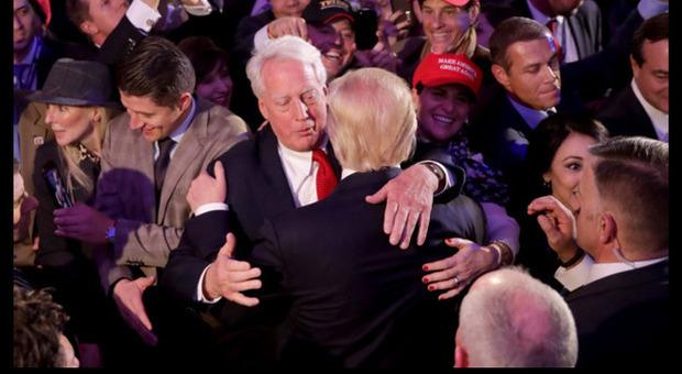 Trump, morto il fratello: «Addio Robert, eri il mio miglior amico»