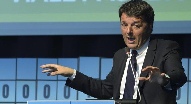 Renzi: «Un patto con Berlusconi e Grillo perché lo chiede il Colle»