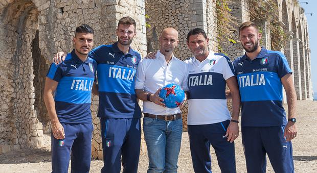 Il Condor Agostini prepare l'assalto finale: «Voglio un'Italia mondiale»