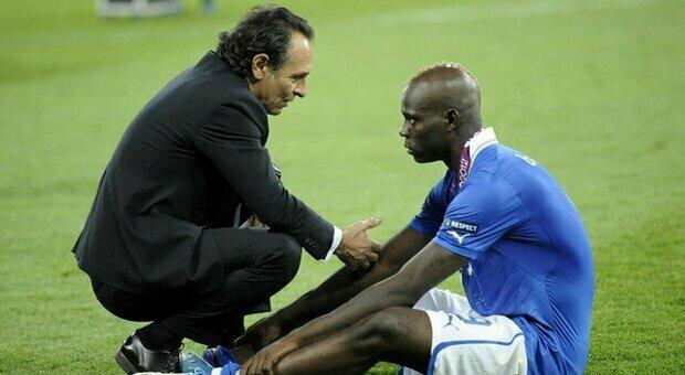 Mario Balotelli: «Basta odio nei miei confronti. Forza Italia, stai facendo un grande Europeo»