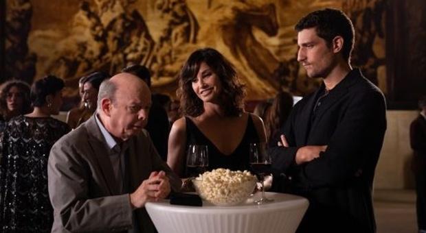 """un'immagine di """"Rifkin's Festival"""", esce il 5 novembre il nuovo film di Woody Allen"""