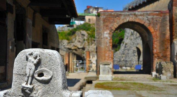 Sabato riapre il Teatro antico di Ercolano, chiuso da vent'anni: un'avventura per i visitatori