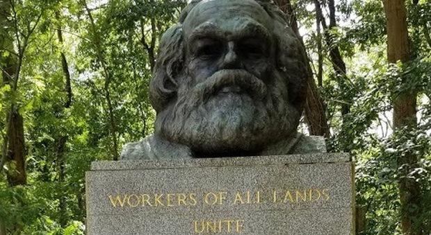 La tomba di Marx