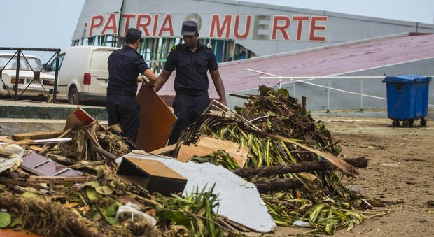 Uragano Irma, Kim Jong-un scrive a Raul Castro: «Tutta la mia vicinanza»