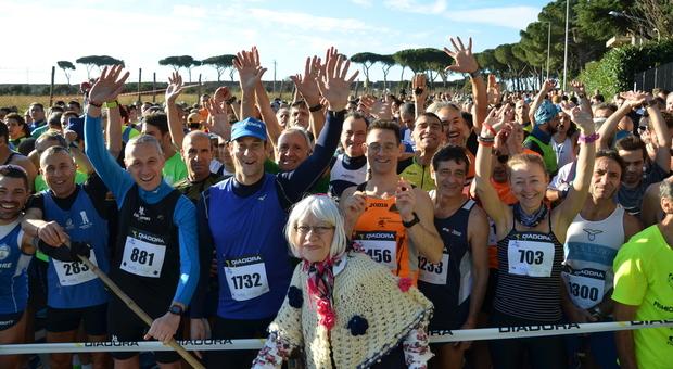 """""""Corri per la Befana"""": in 3 mila di corsa per inaugurare il nuovo anno"""