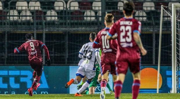 Ripartenza Cittadella, 2-0 al Pisa in mezzora. Spal ferma al palo di Sernicola, con l'Entella
