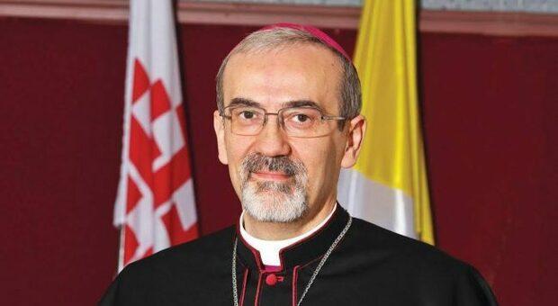 Il Natale gramo di Betlemme, contagiato anche il Patriarca Pizzaballa: «In quarantena»
