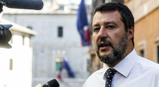 Salvini, il suo nome spunta in una chat dell'inchiesta San Matteo-Diasorin