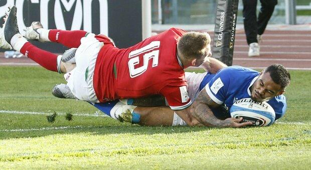 Rugby Italia diretta oggi dalle 15.15 sfida al Galles imbattuto nel Sei Nazioni: all'Olimpico rientra Varney