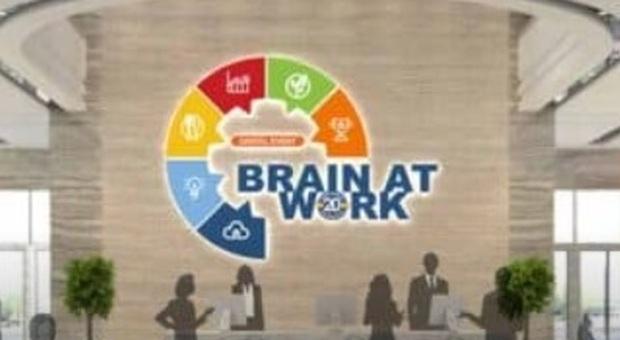 Save the date: il 14/15 aprile evento Brain at Work sul lavoro