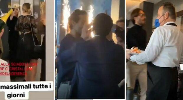 Chiuso l'hotel di lusso sul lago di Garda dove avevano trascorso il Capodanno illegale 126 persone