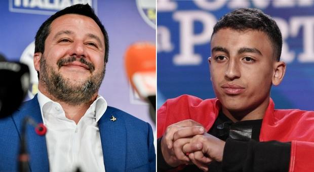 Rami, Salvini: sì alla cittadinanza, è come fosse mio figlio. Ma ora la vuole anche Adam