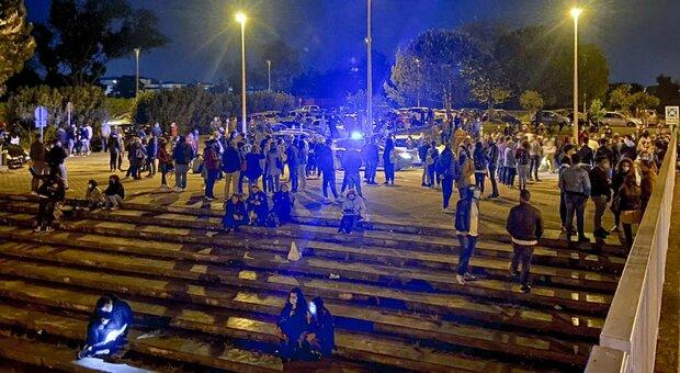 AstraZeneca, a Caserta in fila 41 ore per l'Astra Day: somministrate 8165 dosi, 200 ogni ora