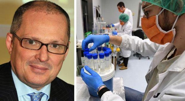 Vaccino anti coronavirus, Ricciardi: «Prima i medici e gli anziani»