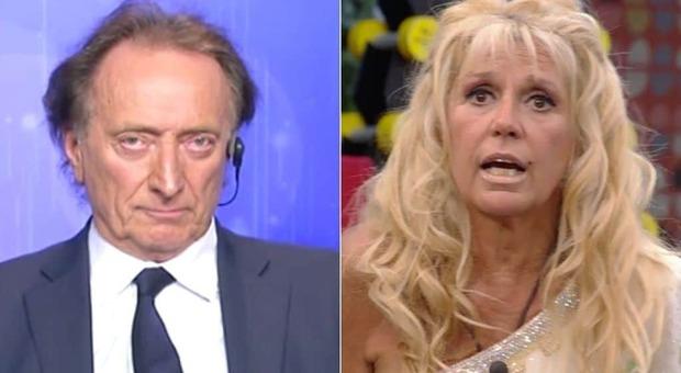 Live non è la D'Urso, il faccia a faccia tra Maria Teresa Ruta e Amedeo Goria