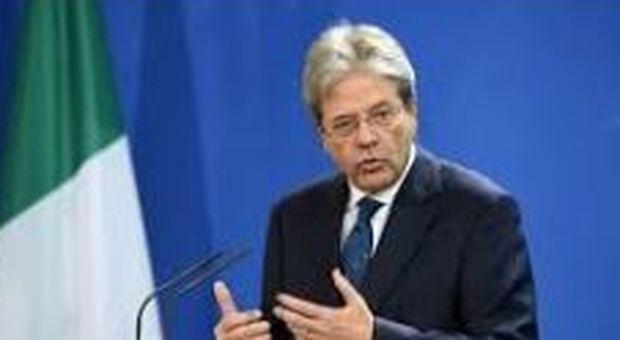 Alitalia, Gentiloni: «Intesa o chiude». ?Ora i sindacati temoni la bocciatura