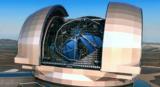 Il telescopio più potente del mondo parla italiano: sarà attivato nel 2025 nel deserto di Atacama in Cile