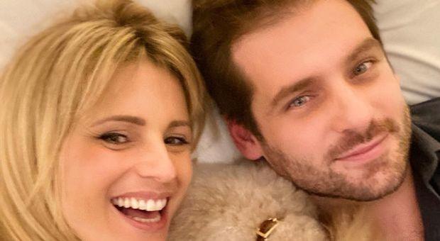 Michelle Hunziker e Tomaso Trussardi, amore a gonfie vele ma problemi di... intimità