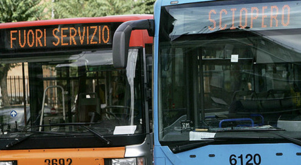 Sciopero di bus e metro a Roma lunedì prossimo: linee a rischio e fasce orarie garantite