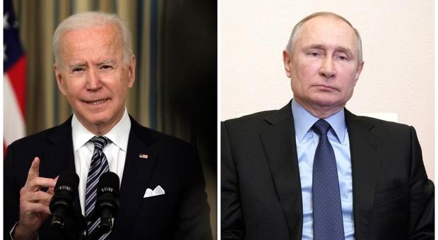Biden: «Putin è un assassino. La Russia pagherà interferenze nelle elezioni». La replica di Mosca: «Attacco a tutto il Paese»